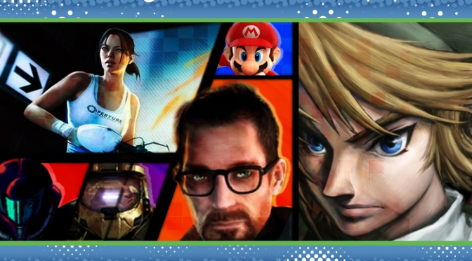 The Silent Protagonist