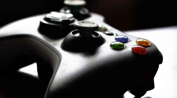 Gaming And Me – My Identity As An Intermediate Gamer