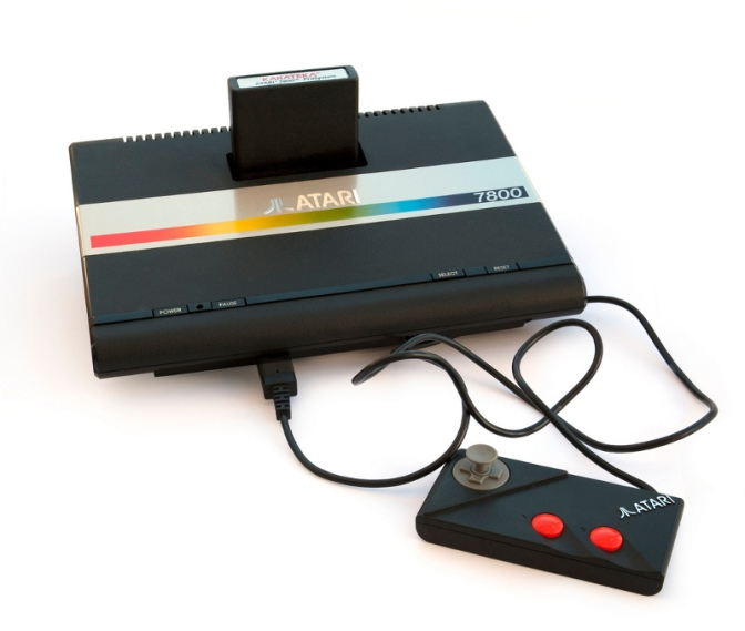 "My ""Deserted Island"" Games – Atari 7800 edition"