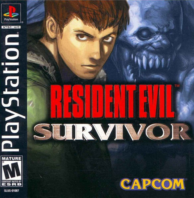 Review a Bad Game: Resident Evil: Survivor