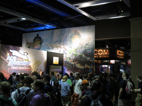 The Glorious PAX Showfloor!