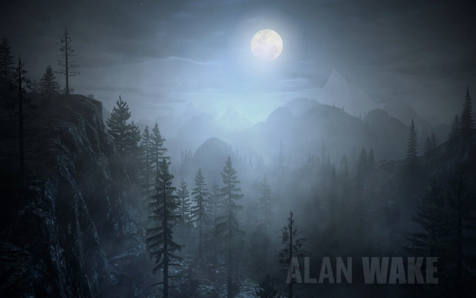 The Enigma of Alan Wake