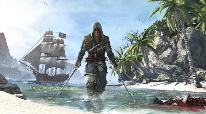 Assassin's Creed IV: Black Flag Impressions Or How The Franchise Won Me Back