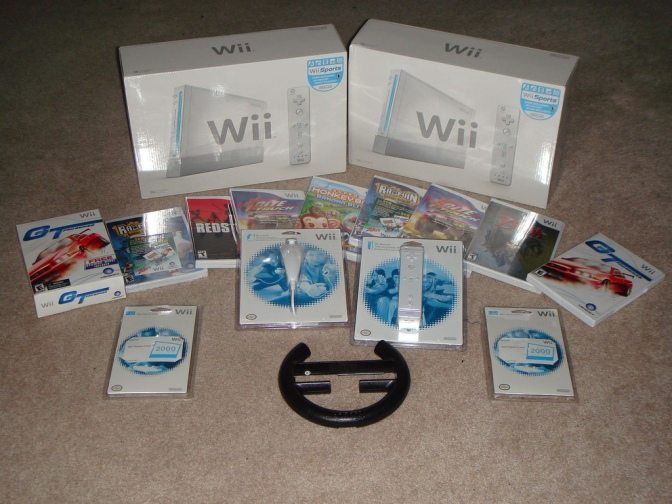 The Duck Discusses the Wii, 360, and PS3 Generation: Part 1-Wii Look at the Wii