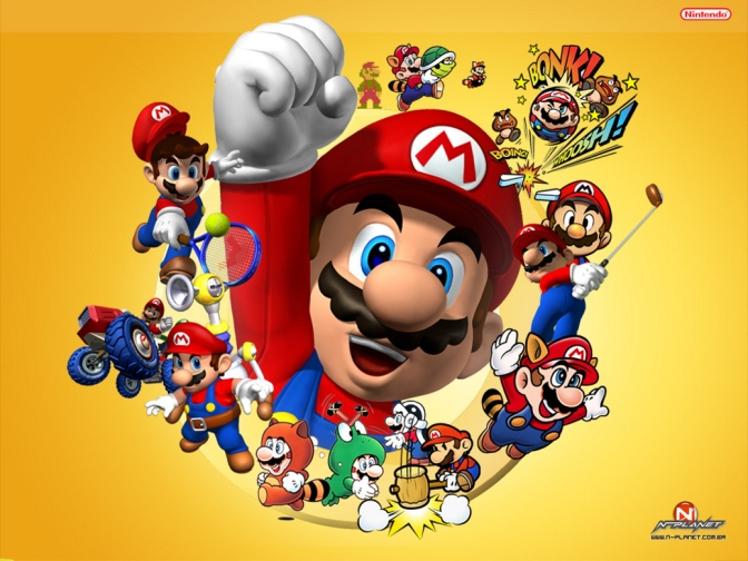 Community Post: Mario, You Lead and I Shall Follow