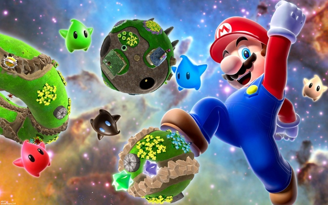 Community Post: The Duck's Top 5 Mario Levels