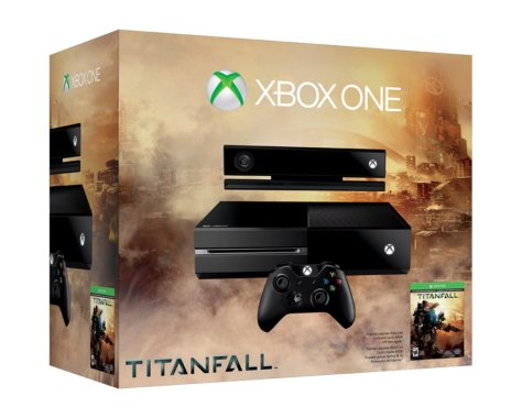 Xbox One Titanfall bundle, released March 11, 2014