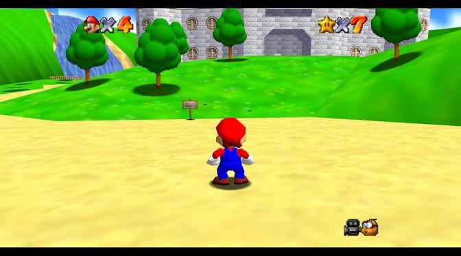UWG Top Ten: #3- Super Mario 64