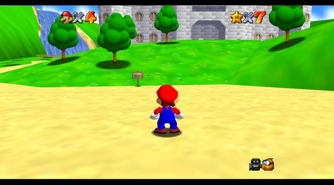 UWG Top Ten: #3- Super Mario 64