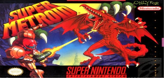 UWG Top 10: #10 – Super Metroid