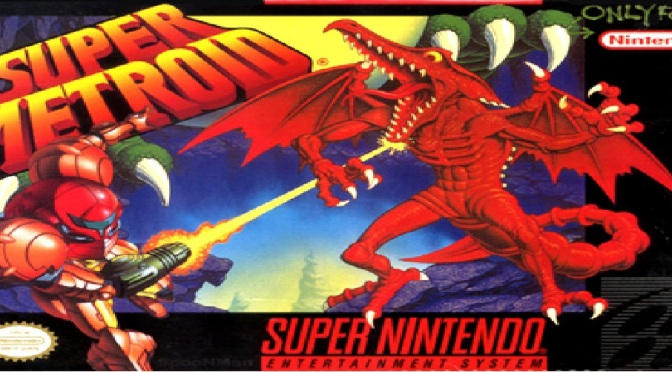 UWG Top 10: #10 – Super Metroid