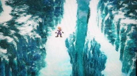 Gaea's Cliff from FFVII