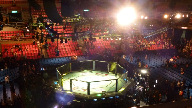 One Week On- EA Sports UFC