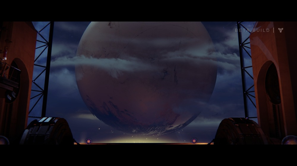Destiny Beta- The Traveler