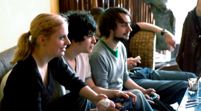 From the Console's Perspective: The College Years, and Then Some