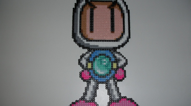 "Gaming Humiliation: Constructor X in ""Bomberman Generation"""