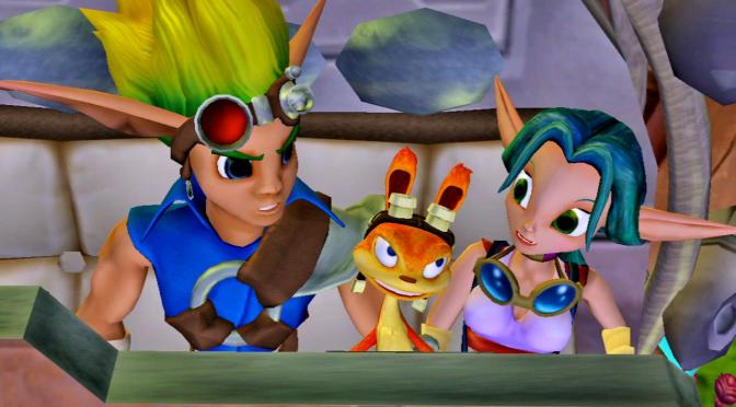 Jak and Daxter: I Miss the Simple Days