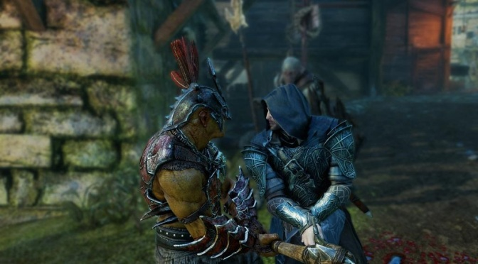 A Look At Shadow of Mordor's Unique Nemesis System