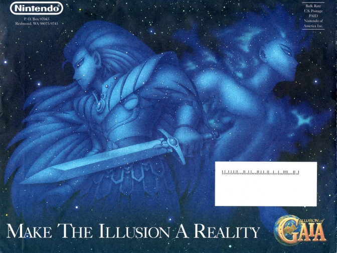 Overlooked: The Red Gems of Illusion of Gaia