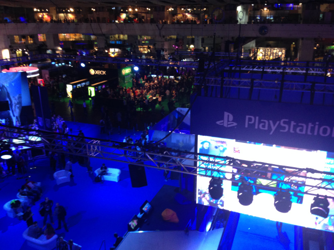 EGX London: My Favourite Gaming Memory Of 2014