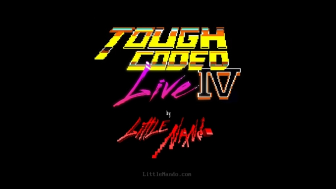 Something New: Tough Coded IV Live!