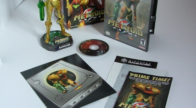"""Metroid Prime remains, and the question of """"beating"""" games"""