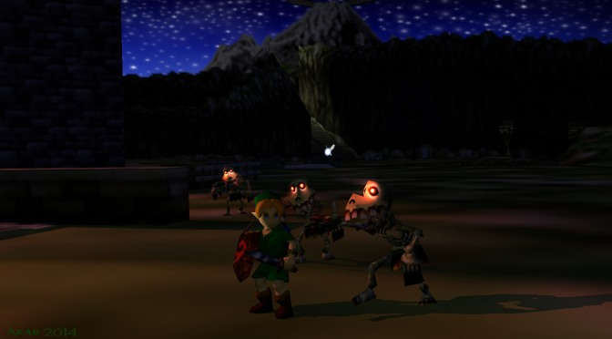 Overlooked: Pointless Giant Things in Ocarina of Time