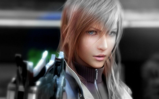 Getting Back To It – Final Fantasy XIII