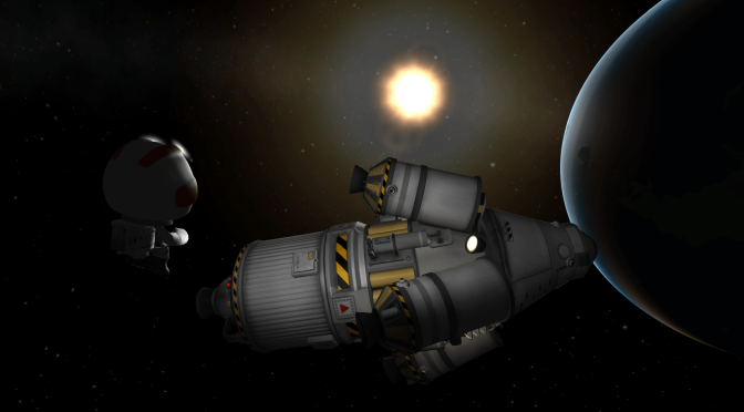 Kerbal Space Program has Cleared the Tower!
