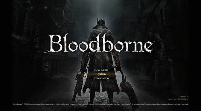 15 Hours with Bloodborne – 10 Things I've learnt