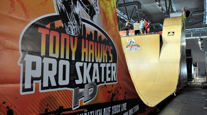 Why the Tony Hawk Games Matter to Me