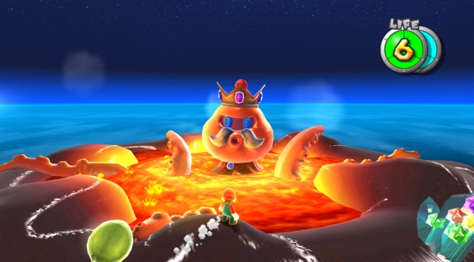 Getting Back To It: Super Mario Galaxy