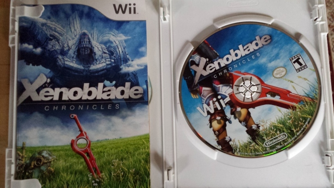 If Happiness is a Battle System, then Xenoblade Chronicles Makes Me Smile