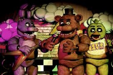 Image from Flickr User: five nights at freddys