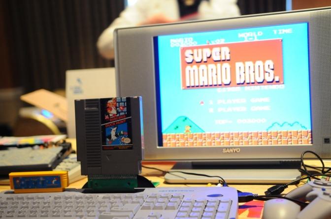 Happy 30th Birthday to Super Mario Bros.!