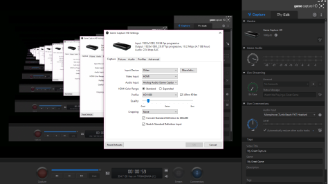 Elgato screen PC capture
