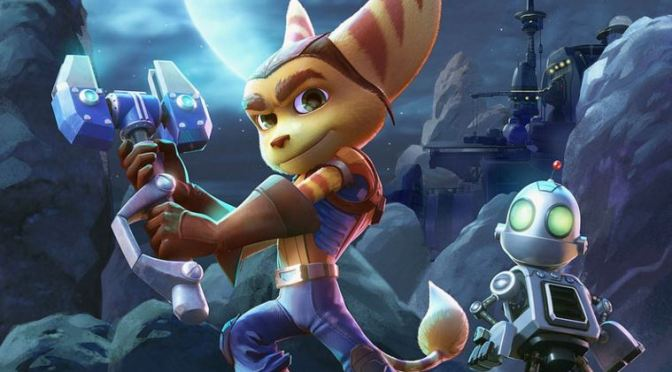 The New Ratchet and Clank Movie Trailer: Thoughts From a Duck