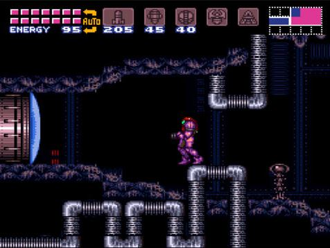 What Makes Super Metroid Great: 21 Years Later