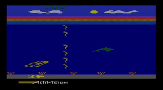 YouTube Time: Activision Anthology (PS2) – Dolphin (1983) – Nostalgic Notions