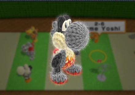 flame yoshi