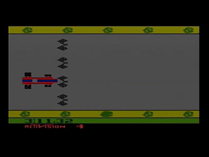YouTube Time: Activision Anthology (PS2) – Grand Prix (1982) – Nostalgic Notions