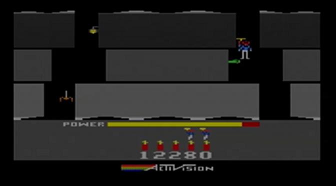 YouTube Time: Activision Anthology (PS2) – H.E.R.O. (1984) – Nostalgic Notions