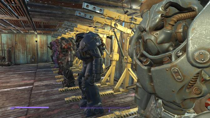 All Fallout 4 Power Armor