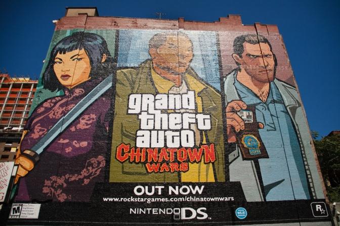 Grand Theft Auto: Chinatown Wars — A Nintendo DS Favorite