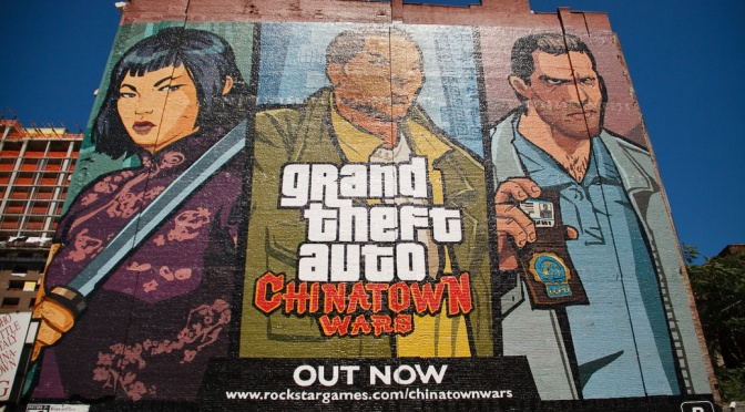 Grand Theft Auto: Chinatown Wars — A Nintendo DS Favorite