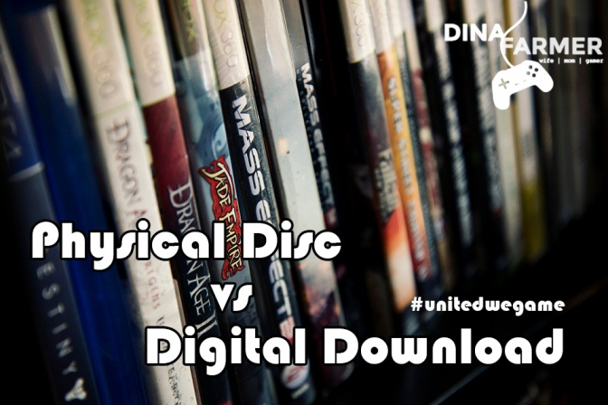The Physical Disc or a Digital Copy.