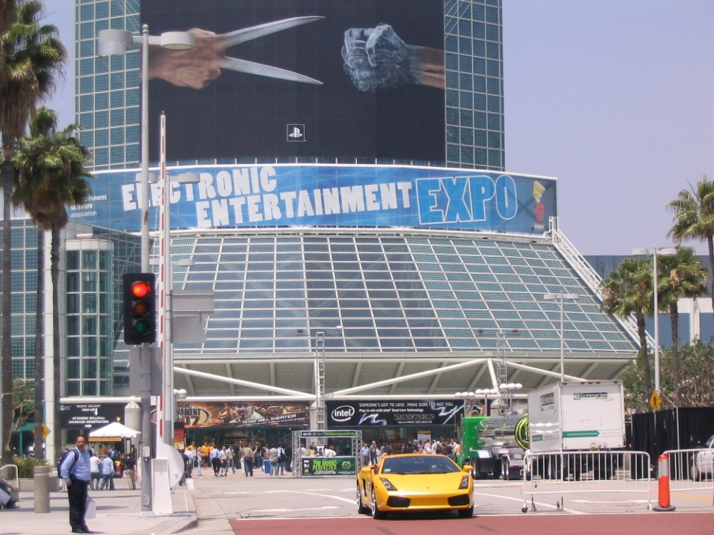"""E3 2006,"" Image by Flickr user Mulling It Over (CC)"