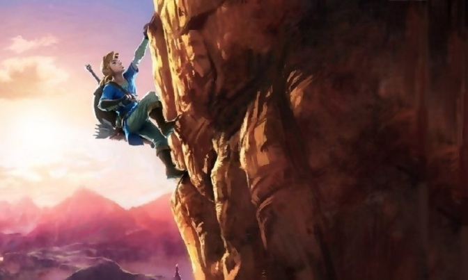 Getting to Know Breath of the Wild