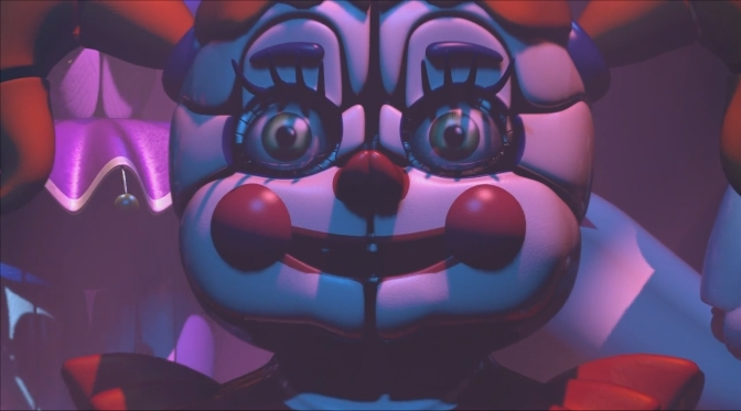 FNAF 5: Where Sister Location Went Wrong