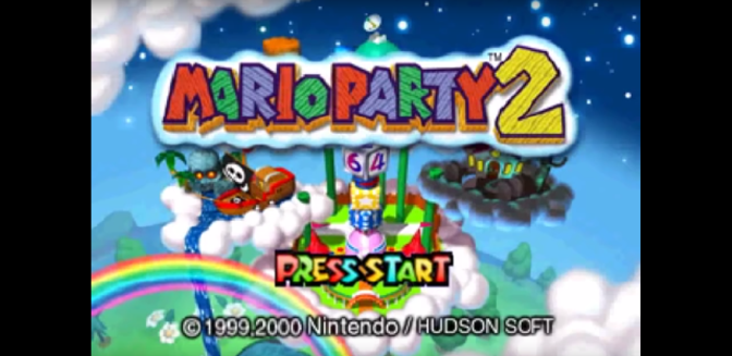 Listmas 2016: Mario Party's 5 Best Minigames